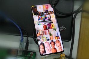 Honor phát triển V30 5G với màn hình đục lỗ và có tới ... hai camera selfie