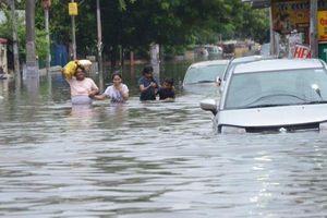 Ấn Độ: Ít nhất 100 người thiệt mạng do mưa bão cuối tuần qua