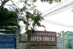 Vì sao Phó trưởng ban Dân vận Huyện ủy ở Bạc Liêu bị cách chức?