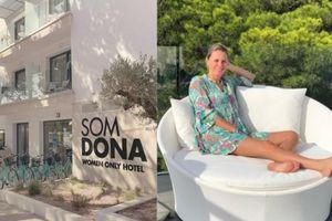 Khách sạn 'thiên đường cho phái nữ' đầu tiên trên thế giới