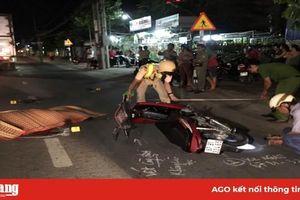 Tai nạn giữa 2 xe lưu thông cùng chiều, 1 người tử vong