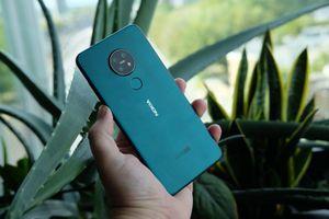 Bất ngờ Nokia 7.2 bán rất chạy trên Amazon