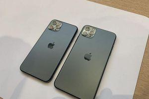 Logo Apple trên iPhone sẽ phát sáng để làm đèn thông báo