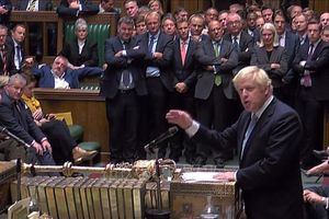 Tình thế khó khăn của ông Boris Johnson