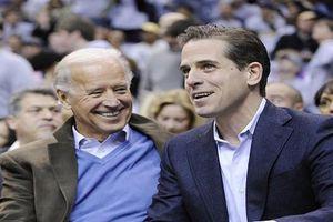 Hunter Biden khiến chính trường Mỹ 'dậy sóng' là ai?