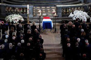 Nước Pháp tổ chức quốc tang cố Tổng thống Jack Chirac