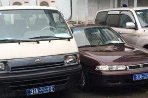 Mua ô tô thanh lý giá siêu rẻ chỉ 10 triệu đồng/chiếc: Tốn 'mớ' tiền 'chữa bệnh'