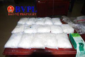 Khởi tố vụ vận chuyển ma túy lớn nhất từ trước đến nay ở Bình Phước