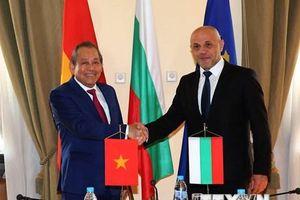 Tăng cường quan hệ truyền thống hữu nghị Việt Nam-Bulgaria