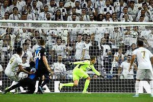 Thi đấu tệ hại, Real Madrid bị cầm hòa ngay trên sân nhà