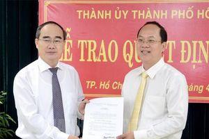 TPHCM bổ sung ba Ủy viên Ban thường vụ Thành ủy