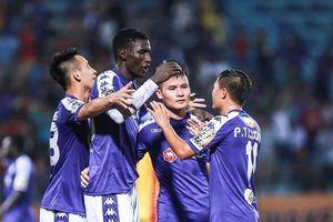 April 25 SC - Hà Nội FC: Một bước tới lịch sử