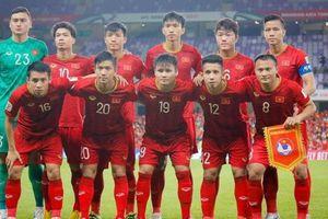 Người hâm mộ nhận thêm tin vui về tuyển Việt Nam
