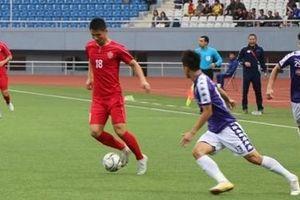 Không thể ghi bàn, Hà Nội FC dừng bước tại AFC Cup 2019
