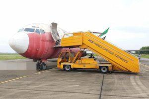 Cục Hàng không: Chưa thể xử lý máy bay bị 'bỏ quên' ở Nội Bài vì chưa được định giá