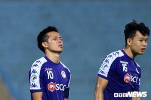 Hàng công bất lực, Hà Nội FC tan tành giấc mơ vô địch AFC Cup