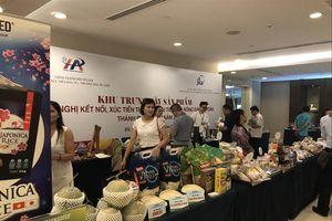 Kết nối nông sản Thủ đô đến các chuỗi siêu thị