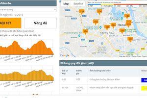 Ô nhiễm ở Hà Nội giảm nhưng vẫn ở mức kém, hạn chế ra đường