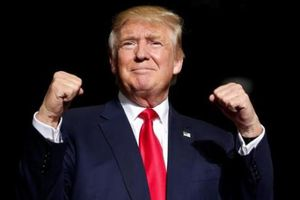 Tỷ lệ ủng hộ Tổng thống Donald Trump cao nhất từ đầu năm tới nay