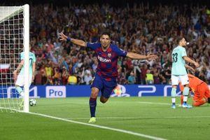 Kết quả, xếp hạng Champions League mới nhất (ngày 3/10)
