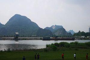 Đối thoại về những bức xúc của nhân dân từ dự án bãi chứa, bến thủy trên sông Đáy