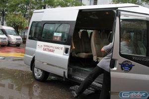 Kiểm tra ma túy lái xe, điều kiện phương tiện đưa đón học sinh trường Gateway