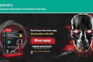 Kaspersky hợp tác với 20th Century Fox quảng bá phim 'Terminator: Dark Fate'