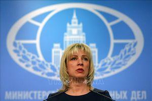 Nga yêu cầu Iran giải thích về việc bắt giữ nữ nhà báo Yuzik