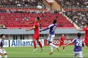 Triều Tiên 'thắng lớn' sau thất bại của Hà Nội FC
