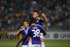Dừng bước trước 4.25 SC, Hà Nội FC vẫn lập kỷ lục tại AFC Cup