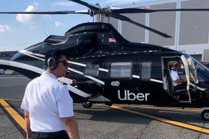 Uber triển khai dịch vụ 'taxi bay' tại New York