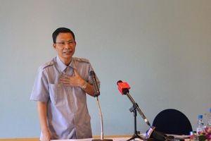 Ông Nguyễn Minh Mẫn không chịu bàn giao hồ sơ thanh tra
