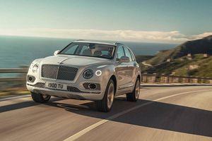 'Soi' SUV Bentley Bentayga Hybrid từ 3,8 tỷ đồng tại Anh