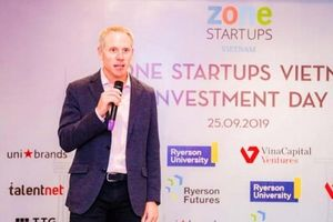 Đông đảo chuyên gia khởi nghiệp quy tụ tại 'Ngày hội đầu tư Zone Startups Việt Nam'