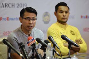 HLV Malaysia: 'Chúng tôi sẽ mang đà hưng phấn đến Việt Nam'