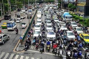 Thái Lan tính dời thủ đô khỏi Bangkok vì giao thông quá tải