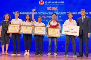 Đại học Bách khoa Hà Nội xuất sắc giành giải Nhất