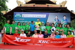 Chạy chuẩn cùng với HLV hàng đầu quốc tế ở Hanoi Marathon 2019