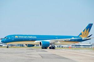Từ ngày 10-10, đi máy bay Airbus A350 được sử dụng wifi