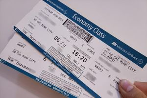 Bộ Tài chính yêu cầu niêm yết rõ ràng giá vé máy bay