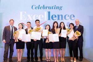 Viện Kế toán Công chứng Anh và xứ Wales - ICAEW tổ chức Lễ tốt nghiệp và trao chứng chỉ quốc tế cho 31 học viên Việt Nam