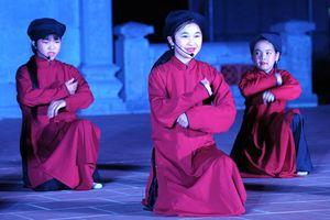 Hành trình 'Tôi yêu Tổ quốc tôi' đến miền di sản văn hóa Hát Xoan