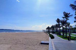 Sống tận hưởng như kỳ nghỉ dưỡng ở đại đô thị bên bờ vịnh