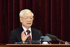 Phát biểu khai mạc Hội nghị Trung ương 11 của Tổng Bí thư, Chủ tịch nước