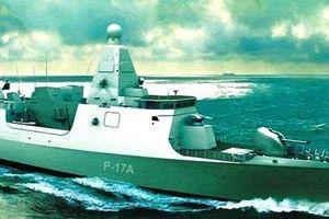 Ấn Độ hạ thủy chiến hạm tàng hình cực mạnh 'vượt xa mọi đối thủ'
