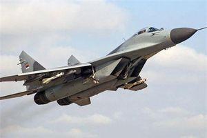 Tiêm kích MiG-29 Slovakia rơi trong lúc diễn tập
