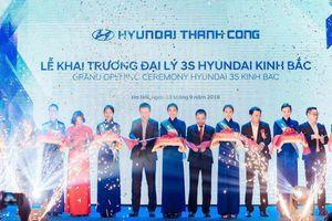 Xe thương mại Hyundai khai trương thêm 4 đại lý, tăng bảo hành lên 5 năm