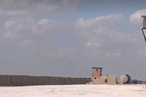 Căn cứ Mỹ ở Syria trống trơn sau khi rút quân
