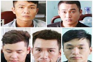 Bắt nhóm cho vay nặng lãi ở Bình Phước