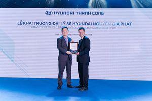 Hyundai liên tục mở rộng hệ thống, tăng bảo hành lên 5 năm